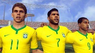 Revanche: Brasil Vs Alemanha - Pro Evolution Soccer 2015 - PES 2015 (PS4)