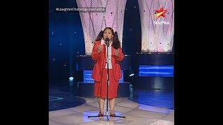 Laughter Challenge - Joke Sabha | Bharti Singh