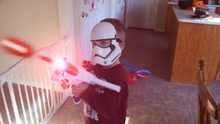 Star Wars Battlefront Rebels: Nerf War