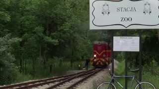 Parkowa Kolej Wąskotorowa w Chorzowie