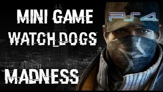 Watch Dogs: ZOMBIES APOCALYPSE (Minigame) Madness Exclusive gameplay HD