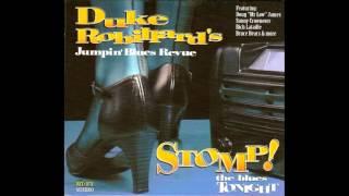 Duke Robillard - Stomp! The Blues Tonight - Baby You Don