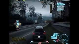 "Need For Speed World""Fuga Dalla Polizia""Gameplay Ita"