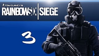 Rainbow Six Siege Beta - (Full match!) Ep.3 Most points wins!