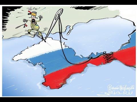 Украина с завистью про крымский мост.