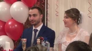 Свадьба, торжественная часть!