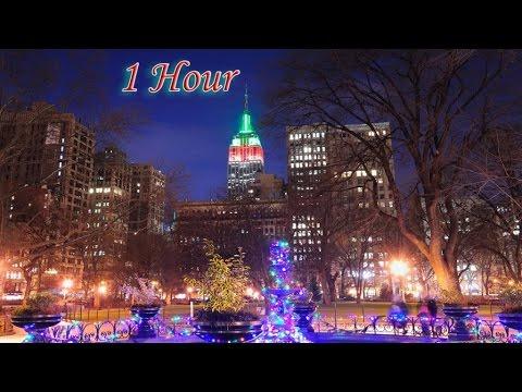 NEW YORK JAZZ MUSIC FOR CHRISTMAS : 1 Hour Christmas Mix Music 2016