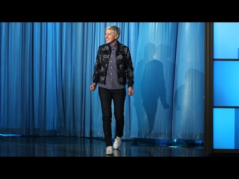 Ellen Talks About Bruce Jenner