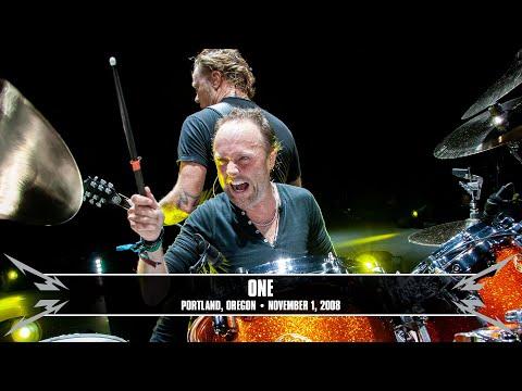 Metallica: One (MetOnTour - Portland, OR - 2008) Thumbnail image