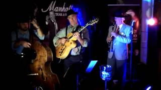 Air Mail Special - the Blackwood Jazz Combo as a trio