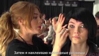 Avon Новинки  Fashion Week 2014 Nicholas K