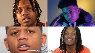 Lil Durk x NLE Choppa x Yella Beezy x King Von (Face Time Call)