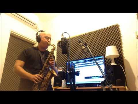 Ai No Corrida (cover) Quincy Jones - Doron Farhy Saxophone