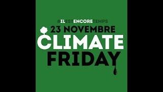 [ Rap amateur ] Climate Friday ! Greend Friday ! ilestencoretemps !