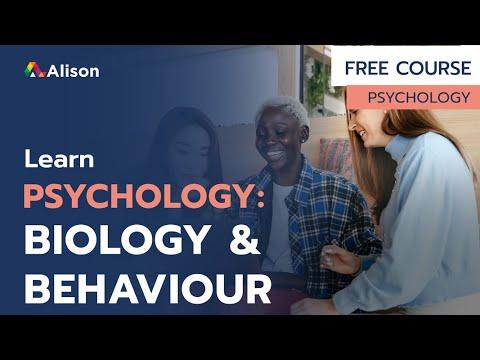 Psychology: Biology & Behaviour