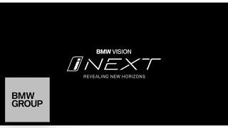 BMW Vision iNEXT Teaser 2018