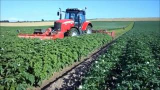 jsr farms harvest 2012 potato topping