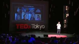 Going Beyond my Own Dreams: Gunter Pauli at TEDxTokyo