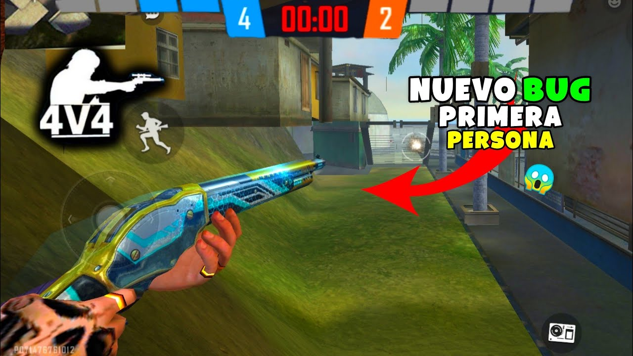 NUEVO BUG DE PRIM3R4 PERS0NA EN DUELO DE ESCUADRA EN FREE FIRE (BUG 100%REAL) IsAac19
