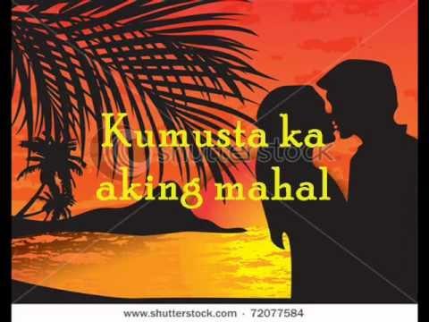 KUMUSTA KA by: Freddie Aguilar with lyrics