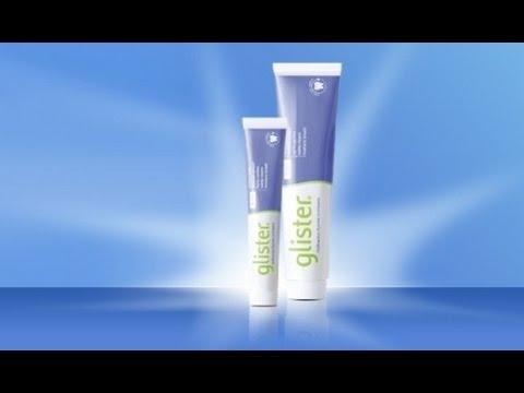 Зубная паста GLISTER от Amway