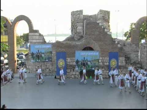 Codrenii Calarasi Bulgaria Eurofolk 2014