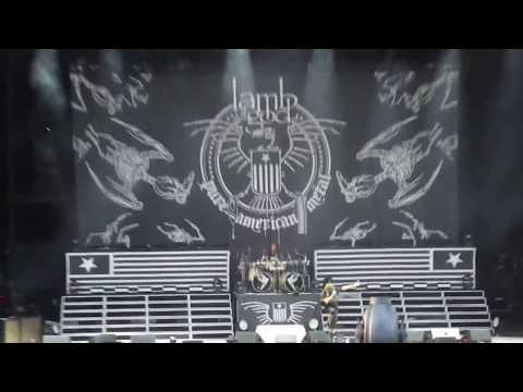 LAMB OF GOD Lade To Rest LIVE In Toronto Canada 2018 Mp3