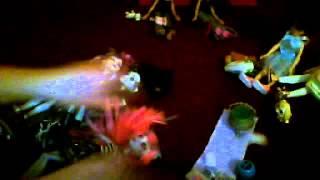 Monster High X Fruitizz Cafe!!episode 2