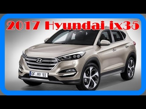 2017 hyundai ix35 redesign interior and exterior youtube. Black Bedroom Furniture Sets. Home Design Ideas