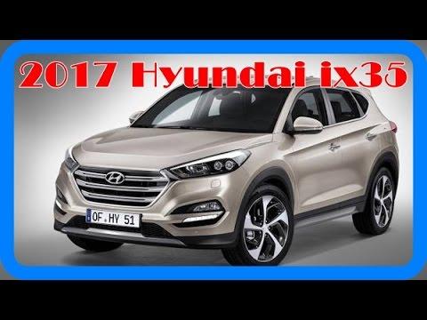 2017 Hyundai ix35 Redesign Interior and Exterior