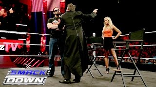 "A special ""Marine 4: Moving Target"" edition of ""Miz TV"": SmackDown, April 9, 2015"