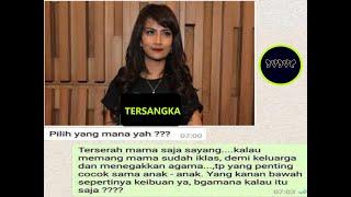 Gambar cover Mantab, Tetapkan Vanessa Agel Tersangka !! Terciduk Modus Ucapan Selamat !! Humor Koplak Ngakak !!