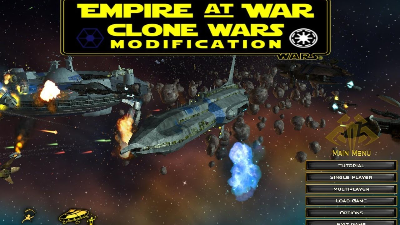 Star wars: empire at war forces of corruption game mod.