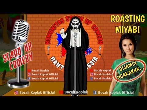 Hantu Lucu Valak Stand Up Comedy Dijamin Ngakak Kartun Lucu Bocah Koplak