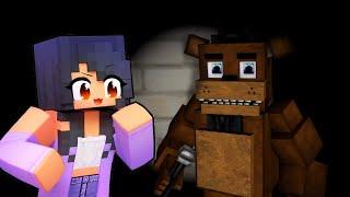 APHMAU Saving Friends From FREDDY FNAF In Minecraft