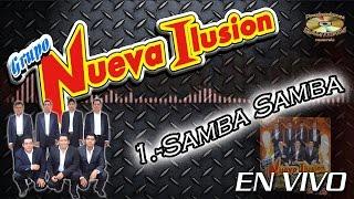 Grupo Nueva Ilusion_Samba Samba En vivo