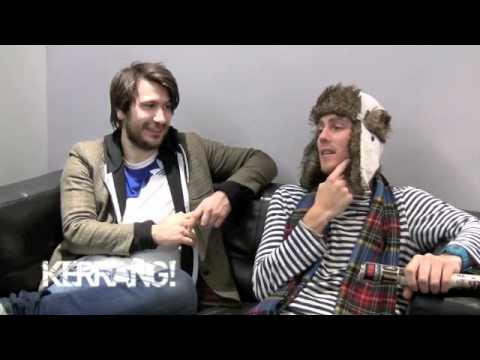 Kerrang! Podcast: Twin Atlantic