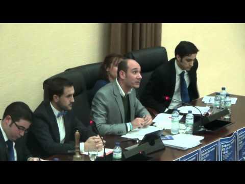 European Debate in Badajoz 03.11.2014