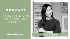 Gründerin von pattydoo Ina Fischer – Podcast Episode 41 im sisterMAG Radio