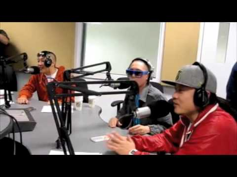 FAR EAST MOVEMENT Performs Girls On The Dance Floor Live On Power 106