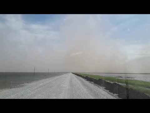 Шок смотреть всем!!! Пыльные бури Казахстсна ч.1