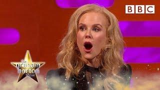 Nicole Kidman's shocking Instagram story 😱 - BBC