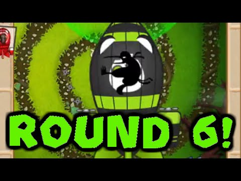 Bloons TD Battles - Round 6 ZOMG - The Earliest ZOMG Ever Sent!