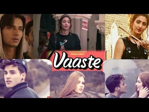 vaaste-song-:-dhvani-bhanushali,-new,-ringtone,-romantic,-bollywood,-whatsapp-status,-video,-2019