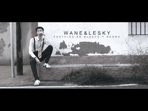 Wane y Lesky - Postales en blanco y negro