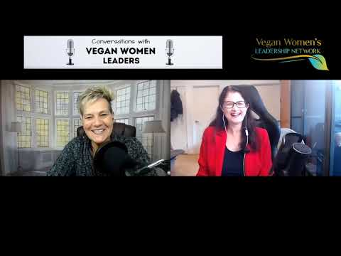Kathleen Gage On The Life-Changing Decision to Go Vegan In Her 60s
