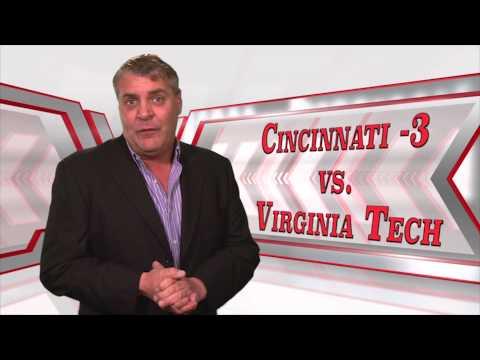 Military Bowl Cincinnati vs Va Tech