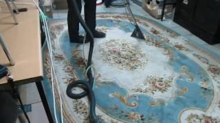 видео Чистка ковров Киев - недорого, на дому, с вывозом, цены на химчистку ковров