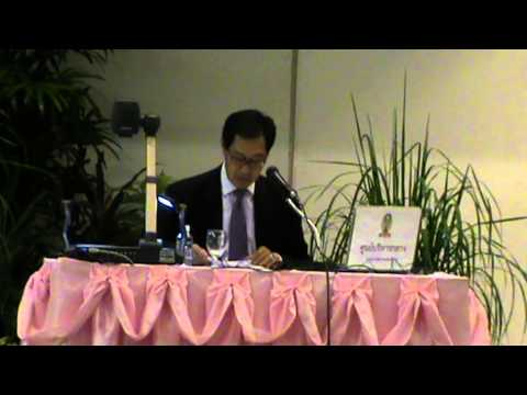 ม.ร.ว.ปรีดิยาธร เทวกุล  ชำแหละ 2 ปีจำนำข้าวเจ๊ง 1