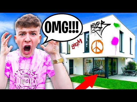 little-brother-pranks-my-house-in-7-ways---challenge!!